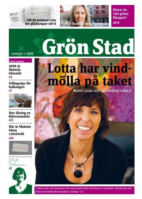 Möt Johanna - Malmö stad