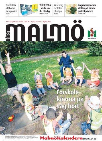 Förskole- köerna på väg bort - Malmö stad