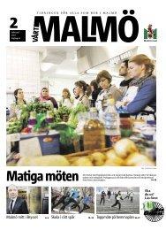 Matiga möten - Malmö stad