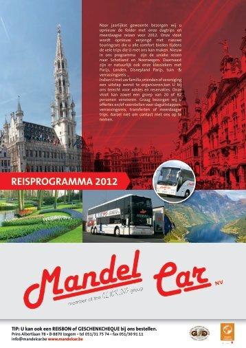 Brochure 2012 - Mandel Car