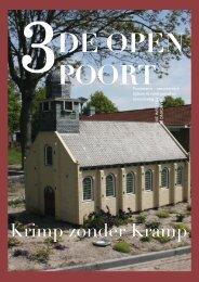 Krimp zonder Kramp - Protestantsekerk.net