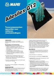 Adesilex G12 - Mapei
