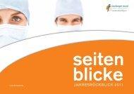 Seitenblicke [PDF] - Marburger Bund
