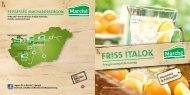 FRISS ITALOK - Marché Restaurants
