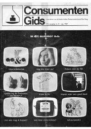 consumentengids 1969 kleurentv - marcels tv museum