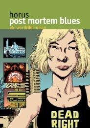 Post Mortem Blues PDF - Gringo Comics