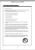 Brug af dvd-afspiller - Page 6