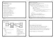 Webprogrammering med PHP