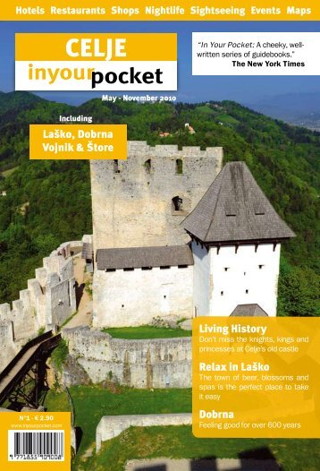 Celje - In Your Pocket