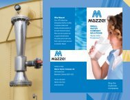 Small Water Company Brochure - Mazzei Injector Corporation