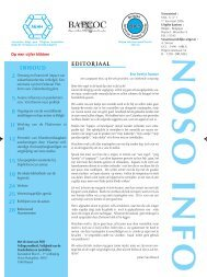 VOL 10 - N° 1 - Secteur des sciences de la santé - UCL