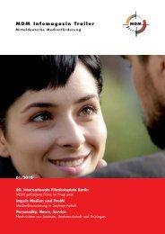 01/2010 - Mitteldeutsche Medienförderung GmbH