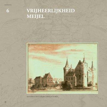 Vrijheerlijkheid Meijel - Medelo