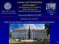 2. - Ernst-Moritz-Arndt-Universität Greifswald