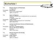 Klin. Chemie -Parsch - 17 12 07.pdf - Medizin 1