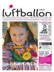 K - Elternzeitung Luftballon