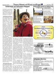 Weiß nicht - Elternzeitung Luftballon