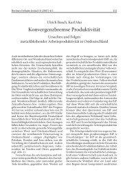 2007-4 5 Autoren.indb - Arbeitsgruppe Alternative Wirtschaftspolitik