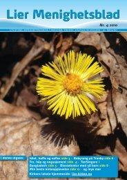 Nr. 4 2010 - Menighetsbladet