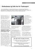 Felles påskemåltid i kirkerommet - Menighetsbladet - Page 3