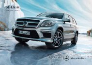 Download prijslijst GL-Klasse (PDF) - Mercedes-Benz in België