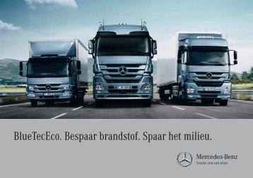 BlueTecEco. Bespaar brandstof. Spaar het milieu. - Mercedes-Benz ...