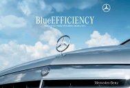 Download de BlueEFFICIENCY brochure (PDF) - Mercedes-Benz