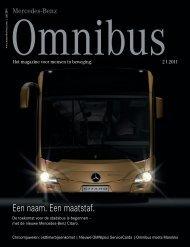 Omnibus-magazine 2011/2 - Mercedes-Benz