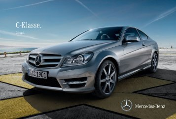 Brochure C-Klasse Coupé downloaden (PDF) - Mercedes-Benz