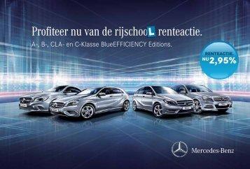 Download de Rijschoolrenteactie brochure (PDF) - Mercedes-Benz