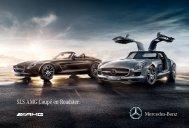 Brochure SLS AMG Roadster downloaden - Mercedes-Benz