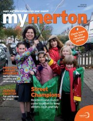Street Champions - Merton Council