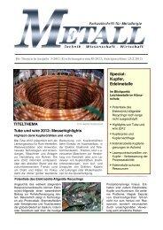 Metall 3-12 - Metall-web.de