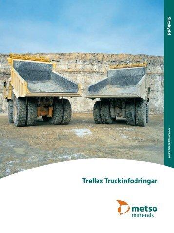 4880 Folder Truck Linings - Metso
