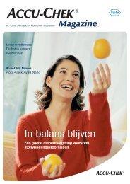 Accu-Chek magazine 200901.pdf - Michiel Van Damme