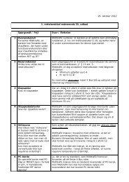 26. oktober 2012 1. rettelsesblad vedrørende 35. udbud ... - Midttrafik