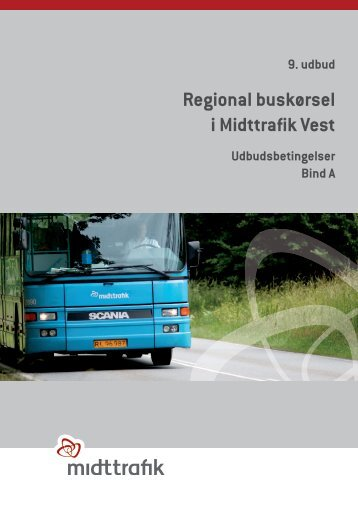 RINGKØBING KOMMUNE - Midttrafik