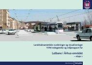 Landskabsæstetiske vurderinger og visualiseringer - Midttrafik