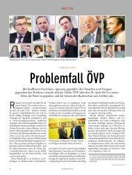 Problemfall ÖVP - MIEMING TRANSPARENT