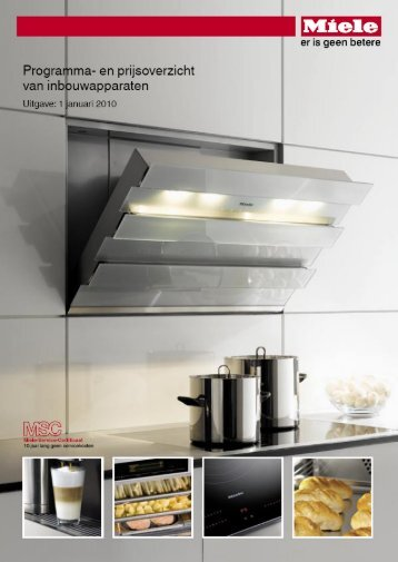 Brochure Inbouw-2010.pdf - Miele