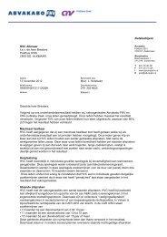 brief - CNV Publieke Zaak