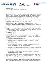 gezamenlijke nieuwsbrief - CNV Publieke Zaak