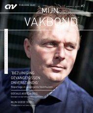Magazine MijnVakbond Overheid Markt juni 2013 - CNV Publieke ...