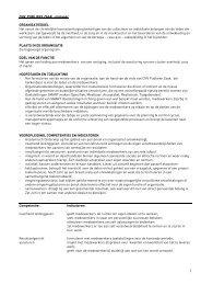 MANAGER HILVERSUM/ROTTERDAM m/v - CNV Publieke Zaak
