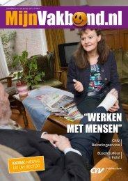 Zorg/Welzijn - CNV Publieke Zaak