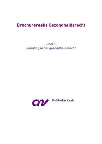 Deel 1 - CNV Publieke Zaak