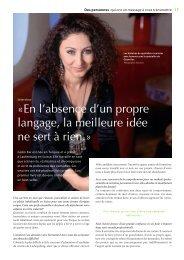 Interview - Mir z'lieb