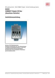 Installation Manual - MK Electric