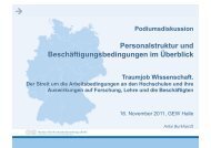 Anke Burkhardt - GEW-HS-Gruppe Uni Halle