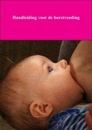 Borstvoeding, een bewuste keuze